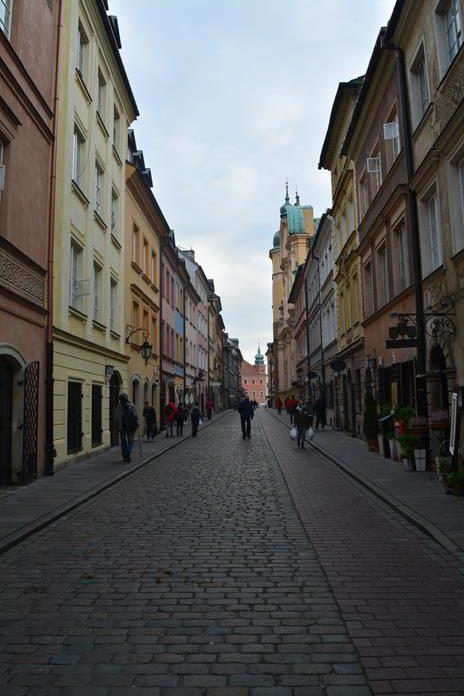 ulica Piwna w Warszawie