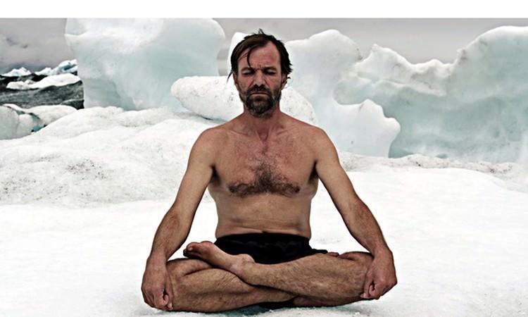 Wim Hof - Iceman - człowiek lodu