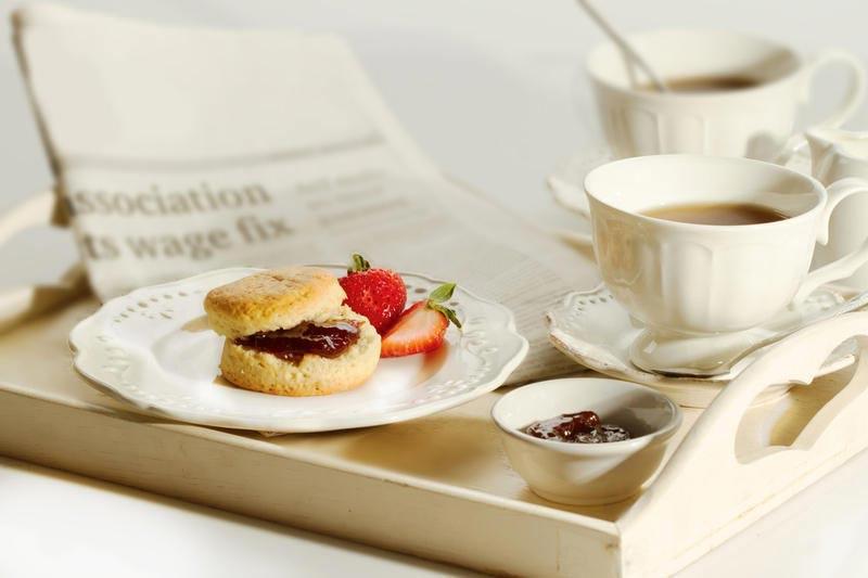 Tea Time - jak pije się herbatę w Wielkiej Brytanii