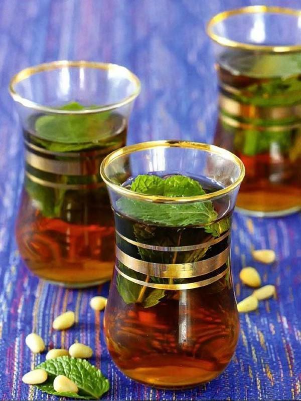 Herbata w Maroko