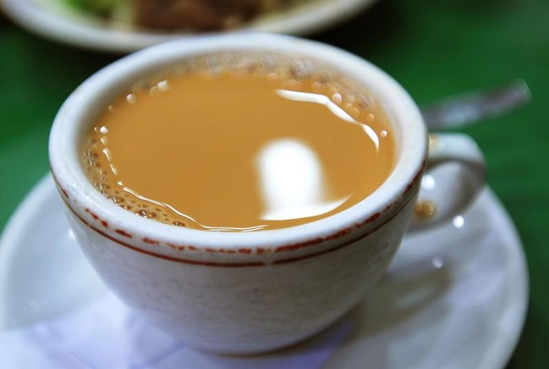 jaką herbatę pije się w HongKongu