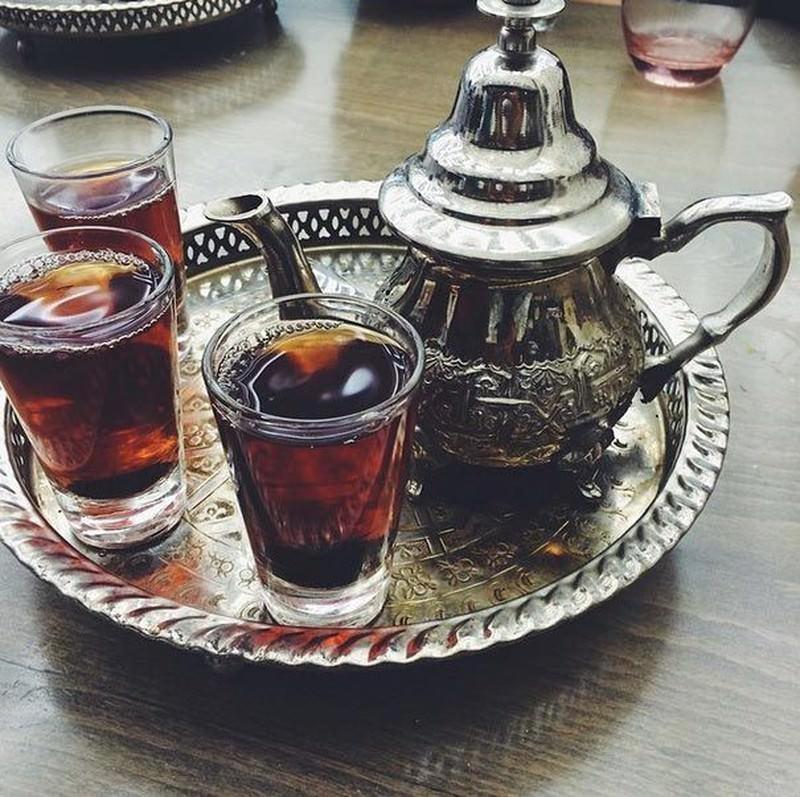 herbata w Egipcie