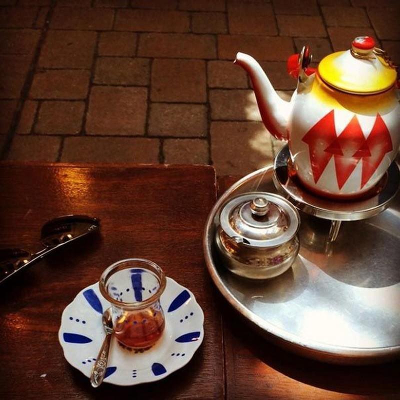 herbata w Kuwejcie