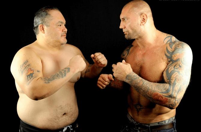 Dave Bautista vs. Vince Lucero