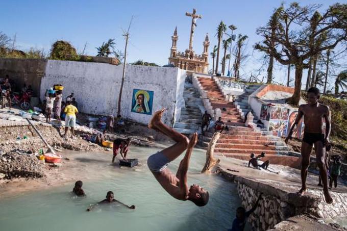 Dzieci w Haiti