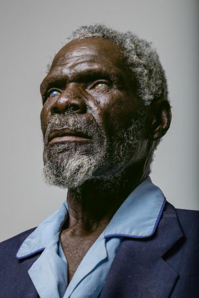 Gerd Gamanab z Namibii