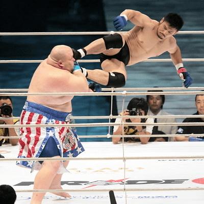 Ikuhisa Minowa vs. Eric 'Butterbean'
