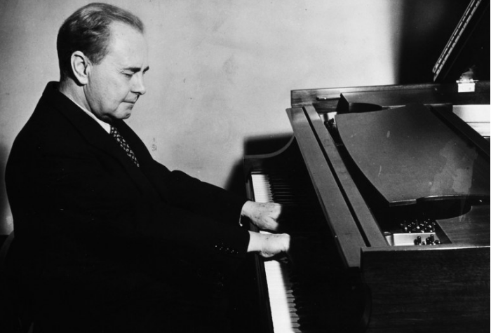 Józef Hofmann pianista