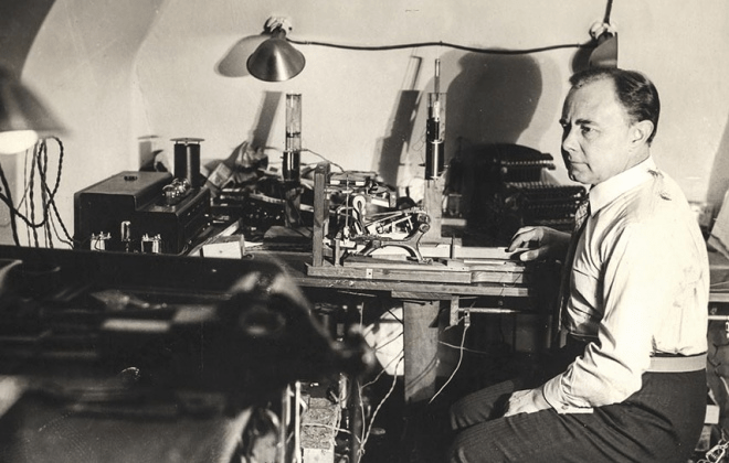 Józef Hofmann wynalazca