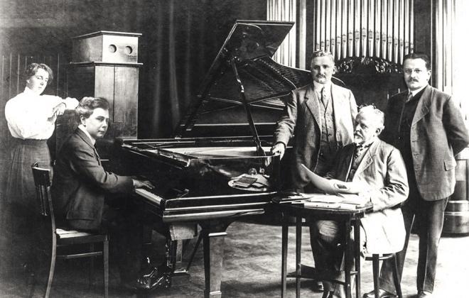 Józef Hofmann wynalazki