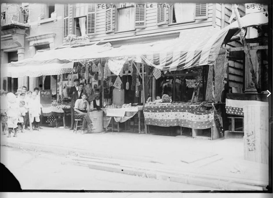 Kupcy Nowy Jork lata 1900 - 1920