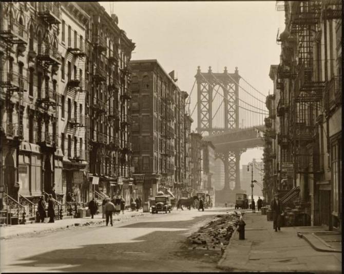 Nowy Jork rok 1936
