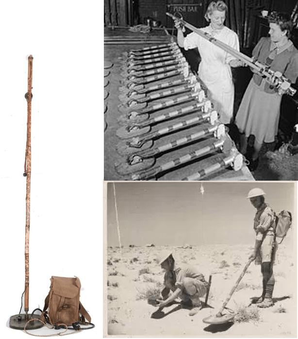 Polish Mine Detector