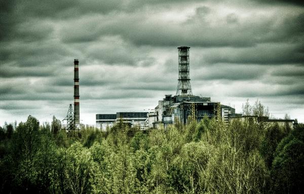 Reaktor elektrowni w Czarnobylu