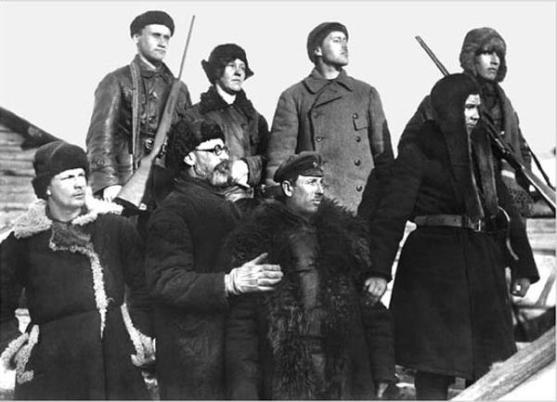 Tunguska Leonid Kulik