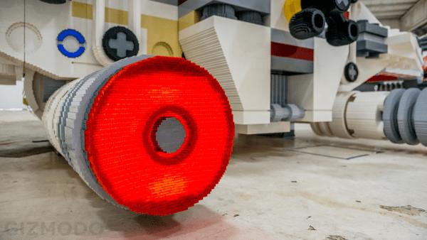 X-Wing Fighter LEGO replika