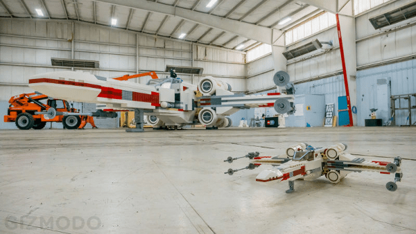 X-Wing Fighter LEGO