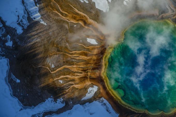 Yellowstone woda
