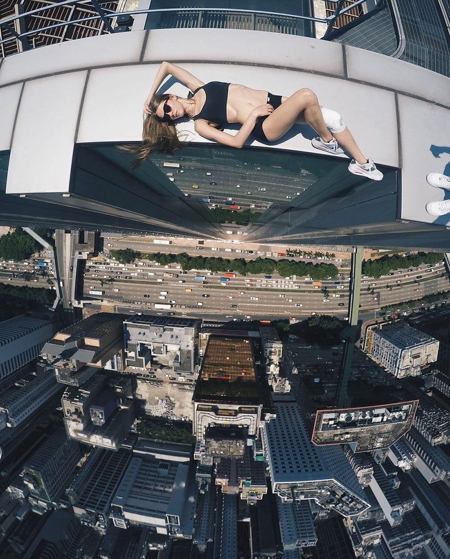 ekstremalne zdjęcia Angela Nikolau