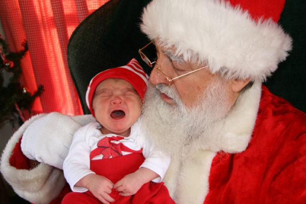 Santa Babies funny picturesFashion cool picture gallery wallpaper online web