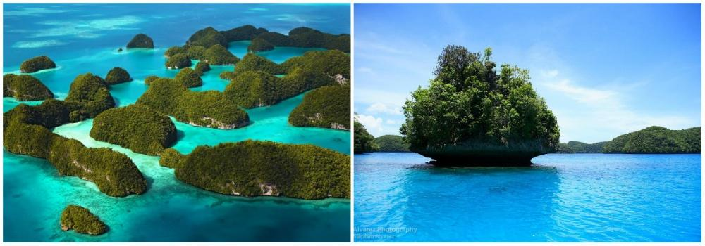 Rock-Islands, Palau