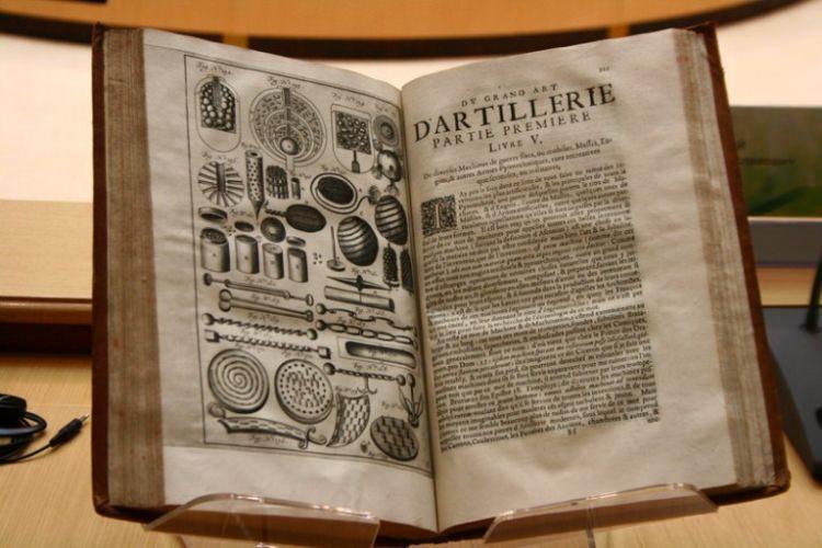 Artis Magnae Artilleriae pars prima (Wielkiej sztuki artylerii część pierwsza)