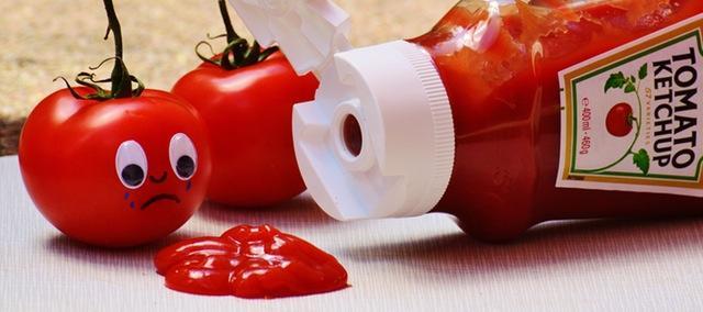 ketchup lek
