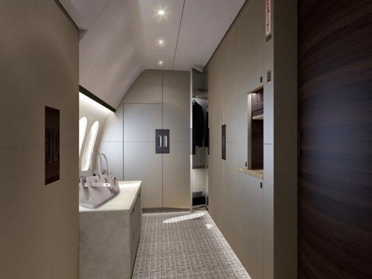 Luksusowa wersja Boeinga 787