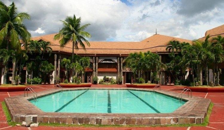 Pałac Kokosowy na Filipinach