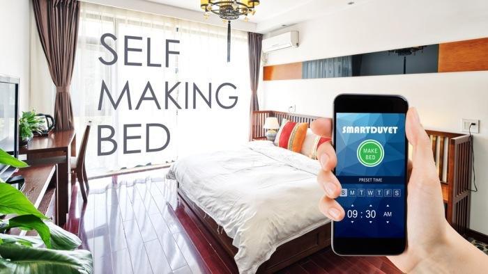 Smartduvet - aplikacja