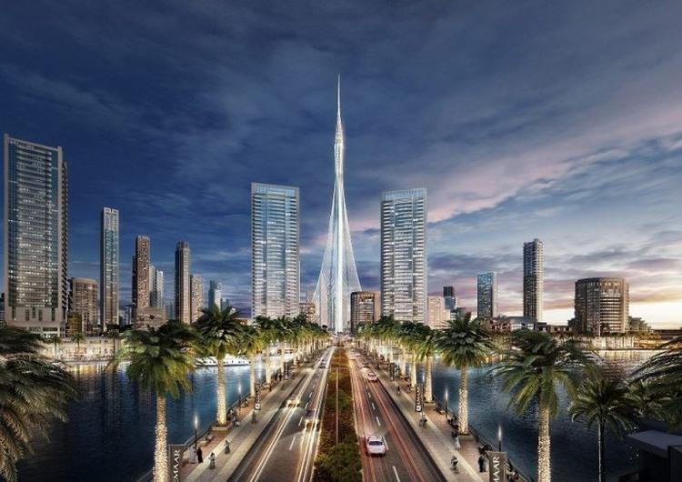 THe Tower - najwyższa wieża na świecie