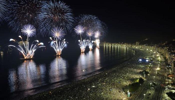Tradycje noworoczne w Brazylii