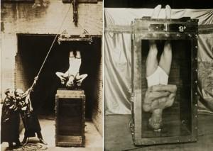 Harry Houdini iluzjonista