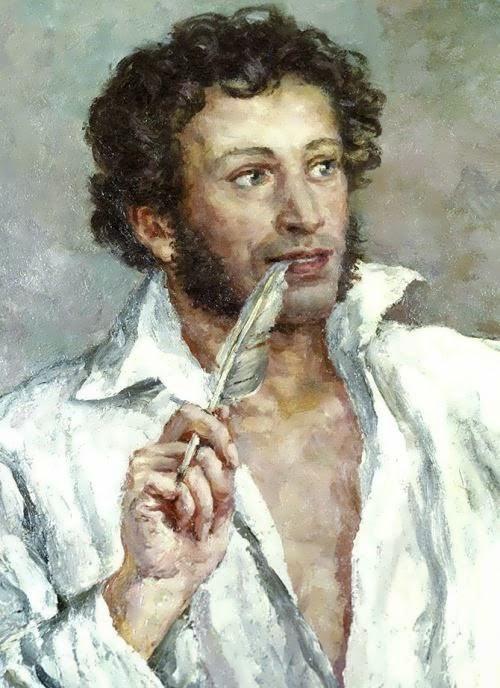 Aleksander Puszkin poeta