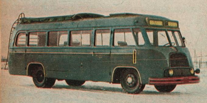 Autobus Star N52