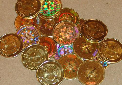 Bitcoin Monety Casascius