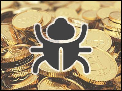 Bitcoin luka w systemie