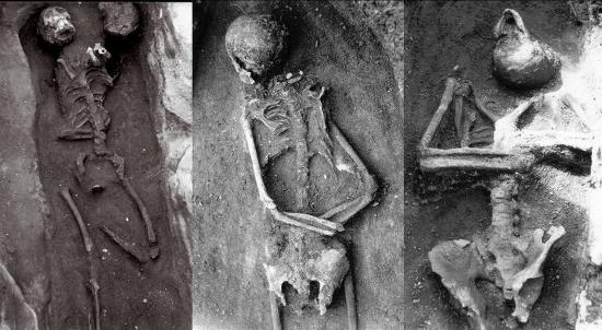 Cmentarz wampirów w Czechach