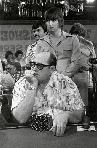 Doyle Brunson WSOP