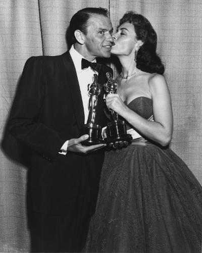 Frank Sinatra i Donna Reed