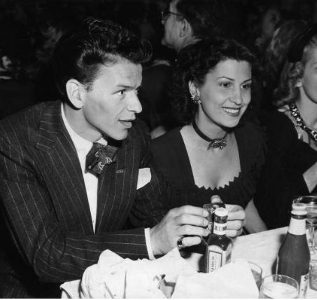 Frank Sinatra i Nancy Barbato