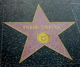 Gwiazda Franka Sinatry