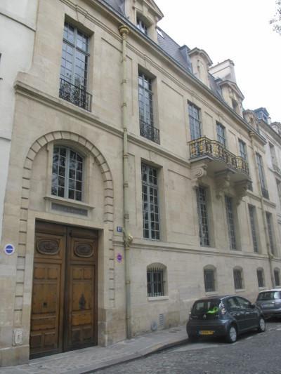 Hôtel de Lauzun Paryż