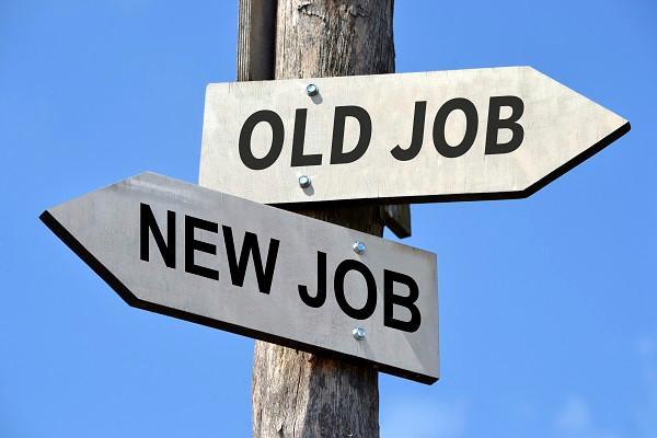 Noworoczne postanowienia - zmiana pracy