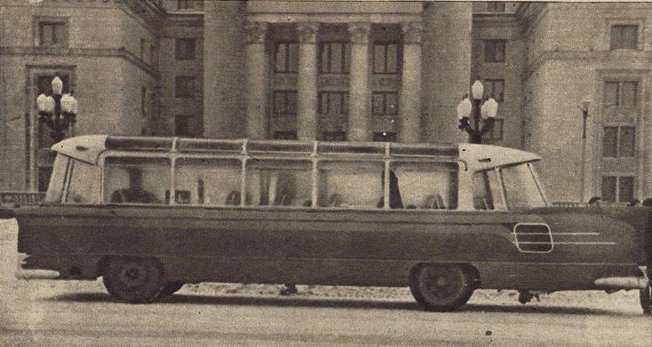 SFW-1 Sanok autobus