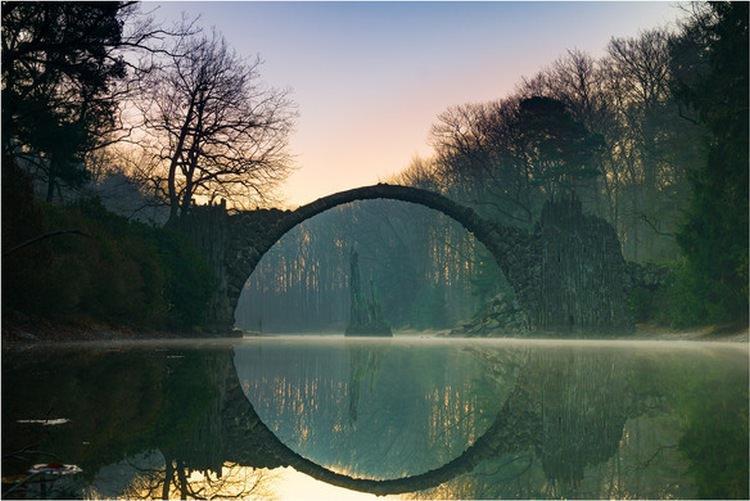 Most Rakotzbrücke