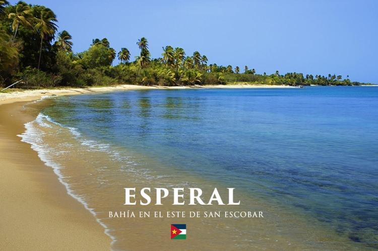 San Escobar plaża