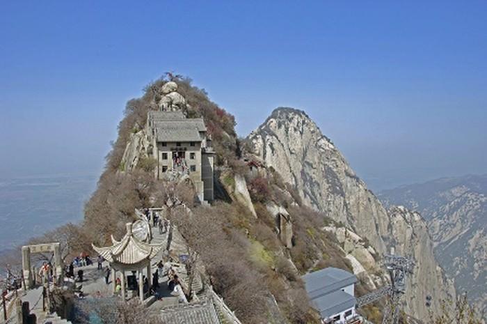 Chiny - Hua Shan góra