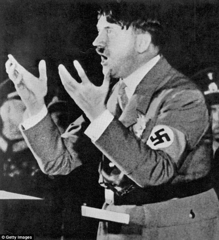 Narkotyki Hitlera