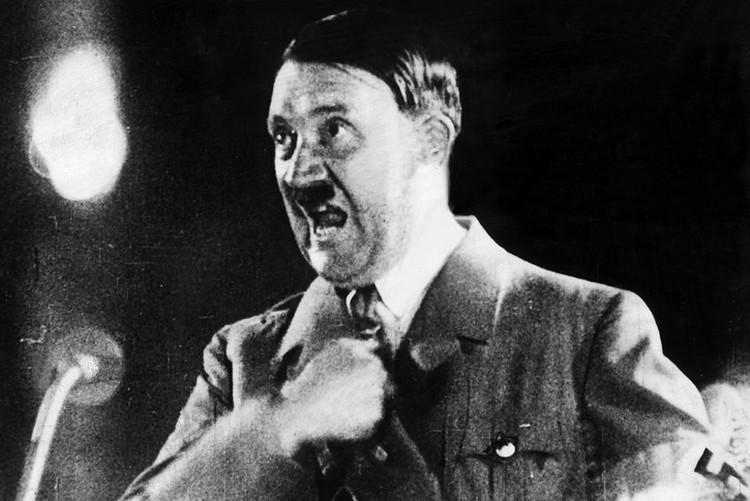 Hitler narkoman